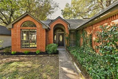 Austin Single Family Home For Sale: 2013 Cervin Blvd