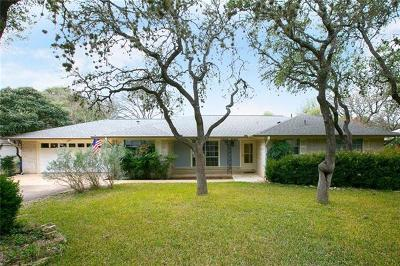 Wimberley Single Family Home Pending - Taking Backups: 24 Woodcreek Dr