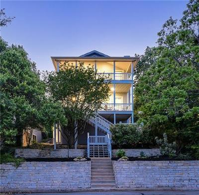 Austin Single Family Home For Sale: 1918 East Side Dr