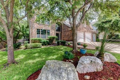 Hays County, Travis County, Williamson County Single Family Home Pending - Taking Backups: 3313 Oxsheer Dr