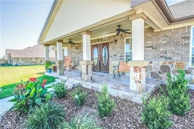 Salado Single Family Home For Sale: 4445 W Amity Rd