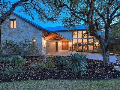 Single Family Home For Sale: 1200 Barton Creek Blvd #4