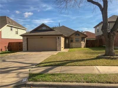 Round Rock Rental For Rent: 1805 Southwestern Trl