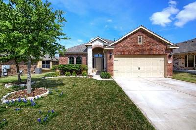 Hutto Single Family Home For Sale: 632 Wiltshire Dr