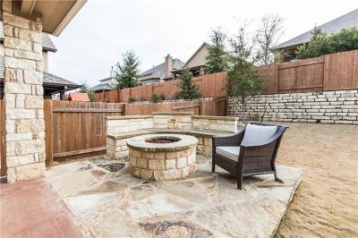 Austin Single Family Home For Sale: 18417 Deep Well Dr