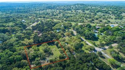 Austin Residential Lots & Land For Sale: 1.087 acres Foxtrot Ln