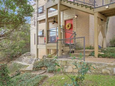 Austin Condo/Townhouse For Sale: 6600 Valleyside Rd #E-24