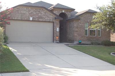 Single Family Home For Sale: 1808 Tranquility Ln