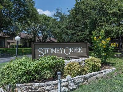 Lakeway Condo/Townhouse For Sale: 27 Stoney Creek Cv