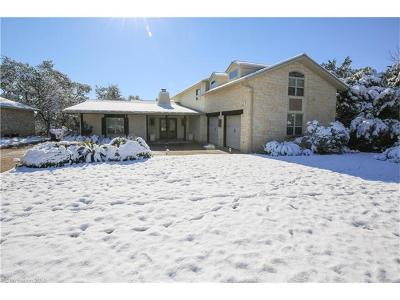 Wimberley Single Family Home For Sale: 1965 Hilltop Dr