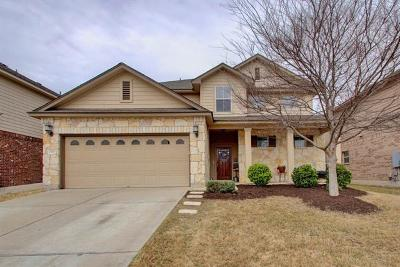 Cedar Park Single Family Home For Sale: 1901 Conn Creek Rd