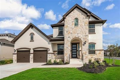 Leander Single Family Home For Sale: 1608 Bellini Ln
