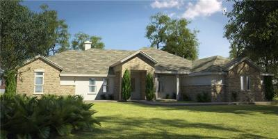 Leander Single Family Home For Sale: 121 Chickasaw Plum Dr