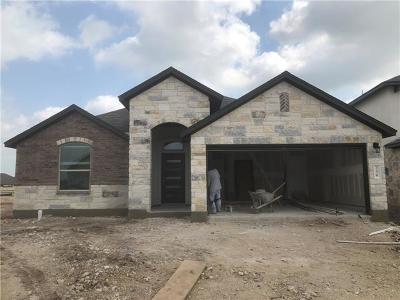 Leander Single Family Home For Sale: 256 Lambert St