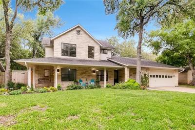 Austin Single Family Home Pending - Taking Backups: 4307 Andalusia Dr