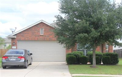Bastrop County Single Family Home Active Contingent: 405 Bandara Woods Blvd