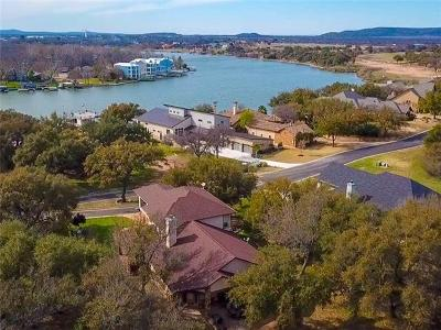Burnet County Single Family Home For Sale: 209 River Park Dr