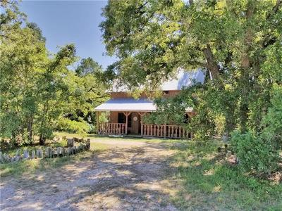 Elgin TX Single Family Home For Sale: $209,950