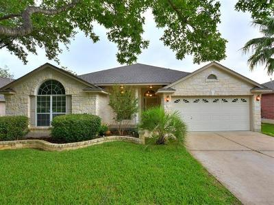 Austin  Single Family Home For Sale: 14532 Ballyclarc Dr