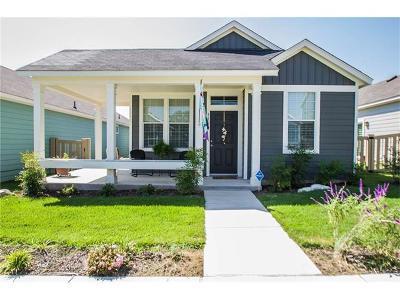 Kyle Single Family Home For Sale: 1180 Nevarez