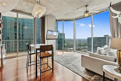 Condo/Townhouse Pending - Taking Backups: 360 Nueces St #2902