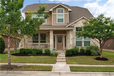 Cedar Park Single Family Home Pending - Taking Backups: 1611 Big Thicket Dr
