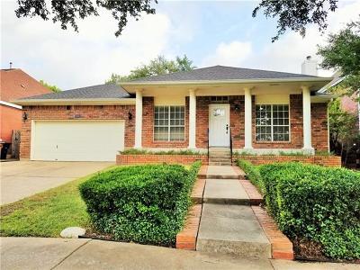Travis County Single Family Home Pending - Taking Backups: 5903 Rickerhill Ln
