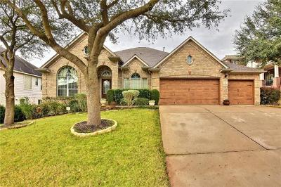 Austin Single Family Home Pending - Taking Backups: 1908 Mariachi Ct