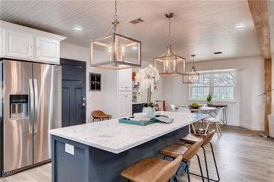 Manchaca Single Family Home For Sale: 12622 Mistletoe Trl