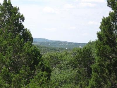 Dripping Springs Residential Lots & Land For Sale: 8201 & 8151 W Fitzhugh Rd