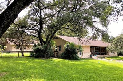 Travis County Single Family Home Pending - Taking Backups: 9807 Lake Ridge Dr