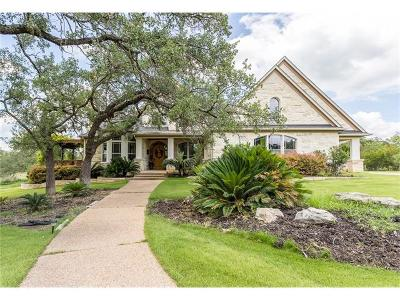 Spicewood Single Family Home For Sale: 400 Crosstrail Dr