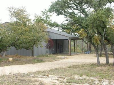 Wimberley Residential Lots & Land For Sale: 6459 Mustang Valley Trl