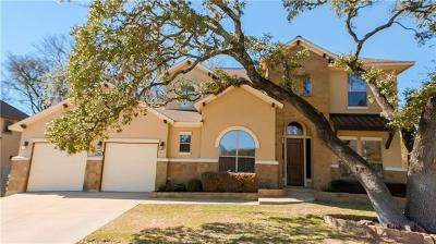 Round Rock Single Family Home Pending - Taking Backups: 2055 Golden Bear Dr