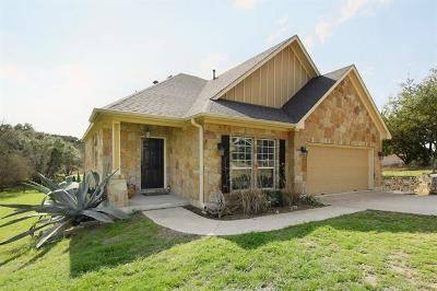 Dripping Springs Single Family Home Pending - Taking Backups: 161 Huck Finn Trl