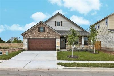 Hutto Single Family Home For Sale: 204 Guernsey Ave