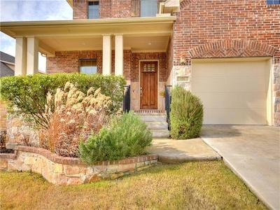 Austin Single Family Home Pending - Taking Backups: 176 Crampton Cv