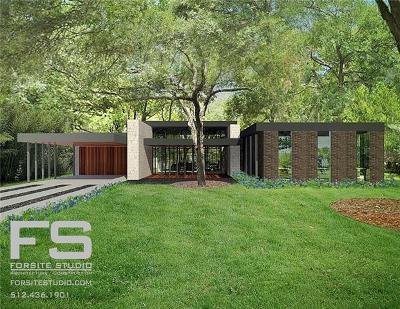 Austin Residential Lots & Land For Sale: 1602 Wilshire Blvd