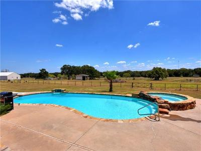 Bastrop County Single Family Home For Sale: 661 Highway 95 S
