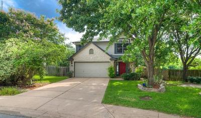 Travis County Single Family Home For Sale: 2904 Bernardino Cv