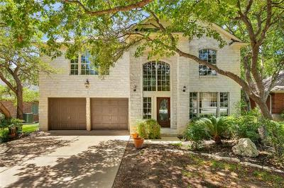 Round Rock TX Single Family Home For Sale: $316,500