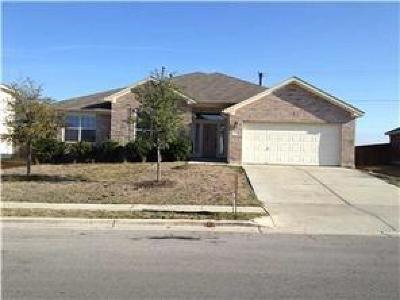 Pflugerville Single Family Home For Sale: 1004 Kensington Castle Trl