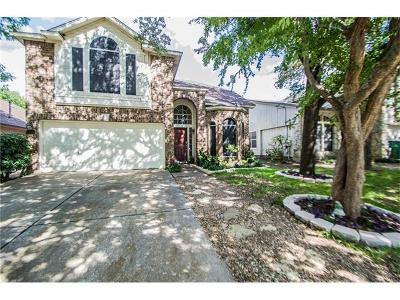 Travis County Single Family Home For Sale: 14757 Montoro Dr