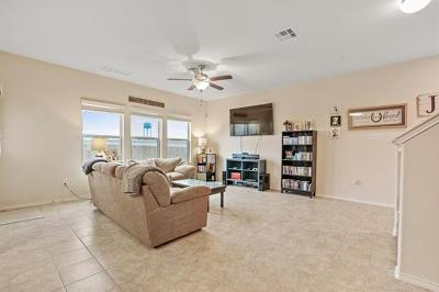Jarrell Single Family Home For Sale: 260 Circle Way