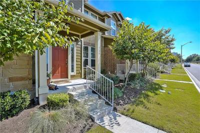 Cedar Park TX Condo/Townhouse Pending - Taking Backups: $217,000