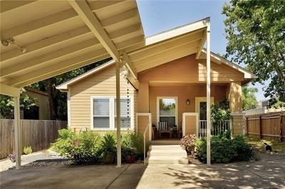 Single Family Home For Sale: 7304 Marcell St #B