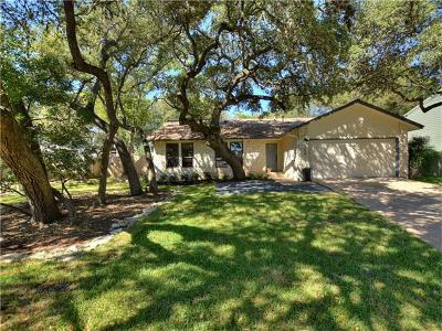 Austin TX Single Family Home For Sale: $315,000
