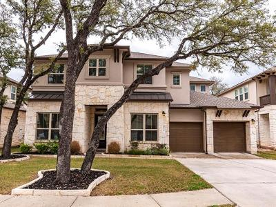Travis County, Williamson County Single Family Home Pending - Taking Backups: 4124 Bison Bnd