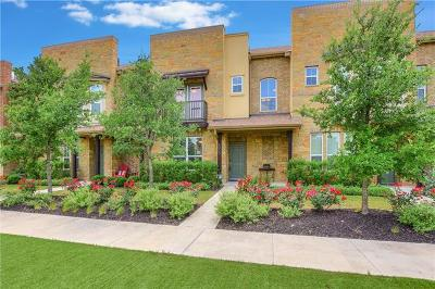 Condo/Townhouse For Sale: 8005 Wildcat Pass