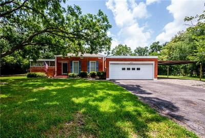 Lockhart Single Family Home For Sale: 317 San Jacinto St